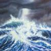 Oil Canvas | 25x29in | Palette Knife-Brush