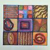 'Pattern Mix' collage