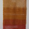 'Transitions', linen/cotton. 47x130cm, £410