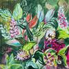 Tropical Flowering 3, Acrylic