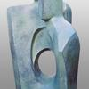 'Unity' Bronze Resin Sculpture, Edition of 12 by John Brown