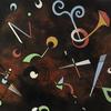 'View I'  80 x 60cm  Oil & Acrylic on Canvas