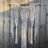 Macrame Wall Hangings - handmade, made to order or available ready made on my website.