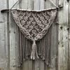 Macrame Wall Hanging - Greta - handmade, made to order or available ready made on my website.
