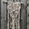 Macrame Wall Hanging - Marguerite - handmade, made to order or available ready made on my website.