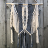 Macrame Wall Hanging - Paris - handmade, made to order or available ready made on my website.