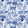 Nana's Willow Pattern - Wallsauce competition shortlisted design