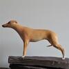 """""""Anton"""" Polymer clay sculpture"""