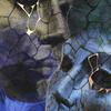 'Alliance' (78x62cm framed) Mixed Media (Janet Cawthorne)