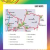 East Herts Trail Map - find more about the trail in our e-Brochure