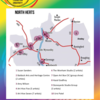 North Herts Trail Map - find more about the trail in our e-Brochure