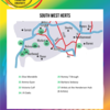 South West Herts Trail Map - find more about the trail in our e-Brochure