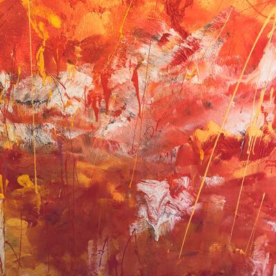 Acrylic on canvas 100/120 cm
