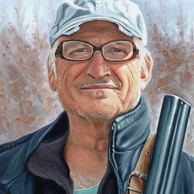 Original oil portraits by Gavrailov-Art | A3 | Brush | 2021