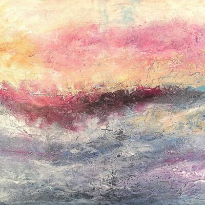 Acrylic on canvas, available as a print