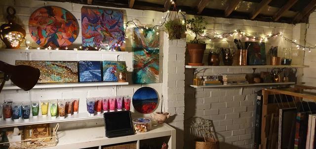 My New Studio Space