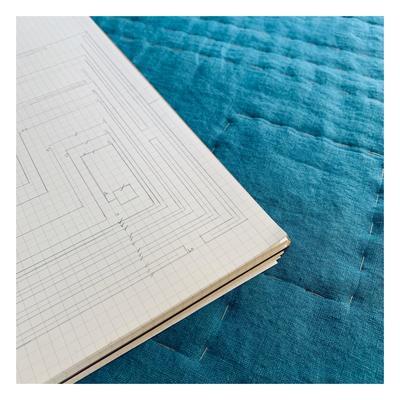 100 Hours - Textile Art & Design by Jo Evans