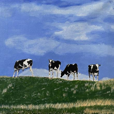 Even Cows Get the Blues