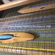 Weaving shuttles and loom