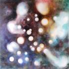 Afterlight Oil on Board by Bev Purdue