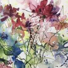 Carnival Colour - original watercolour