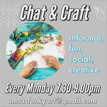 Weekly craft social