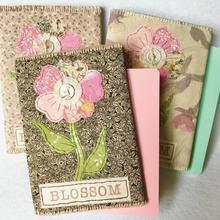 Flower Notebook Cover workshop